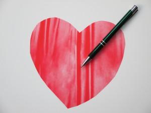 Schrijven met je hart